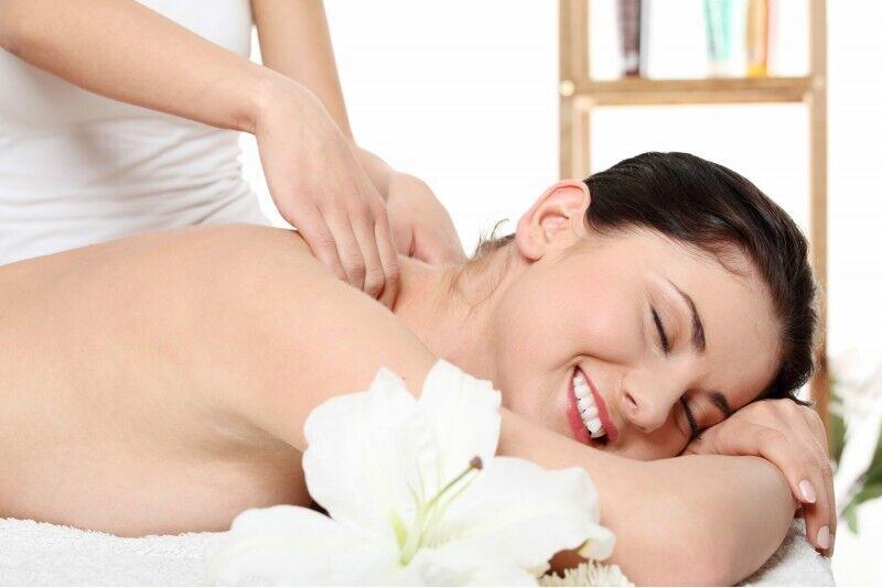 Nugaros masažas Mažeikiuose