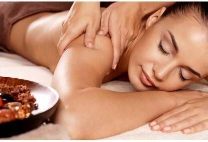 """Atpalaiduojantis kūno masažas  """"Grožio ir sveikatos klinikoje"""" Šiauliuose"""