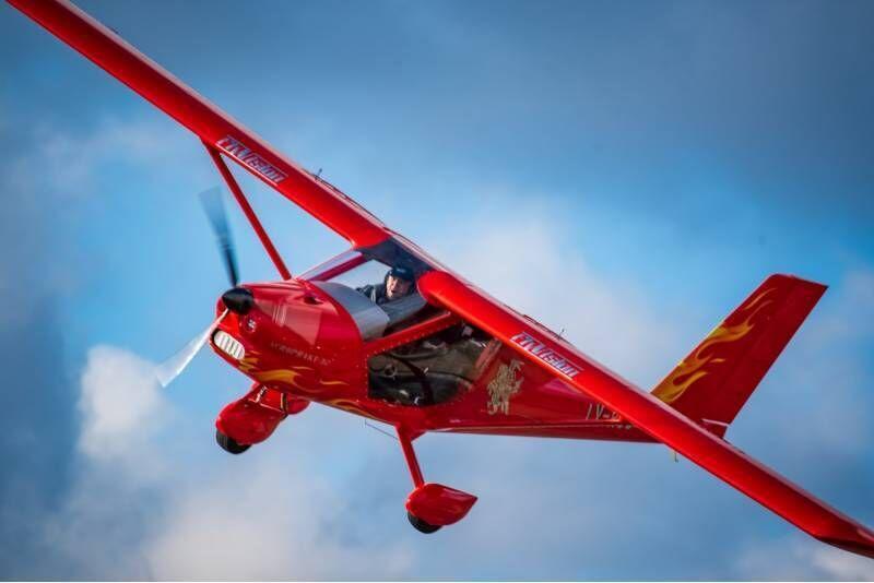 Apžvalginis-mokomasis skrydis virš Šiaulių, Joniškio ir Pakruojo rajonų skirtas visiems, norintiems išmokti skraidyti! Skroskite