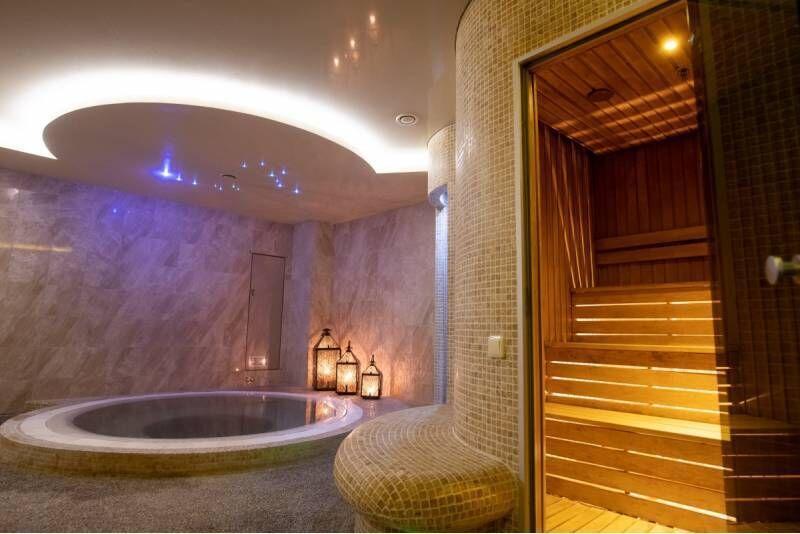 Romantiškas laikas dviem su sūkurine vonia ir masažu Kaune