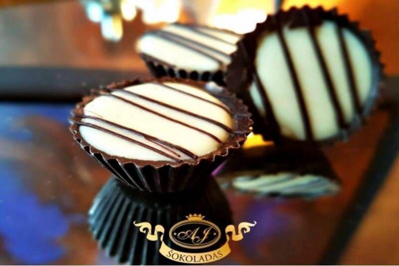 """Apsilankymas šokoladinėje """"AJ Šokoladas"""""""
