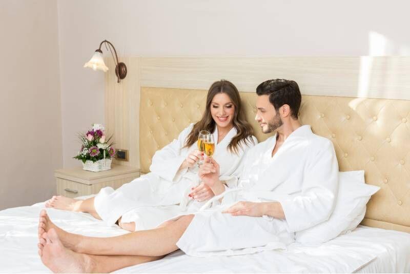 """Romantiškas poilsis dviem """"Būk mano meile"""" viešbutyje Palangoje"""