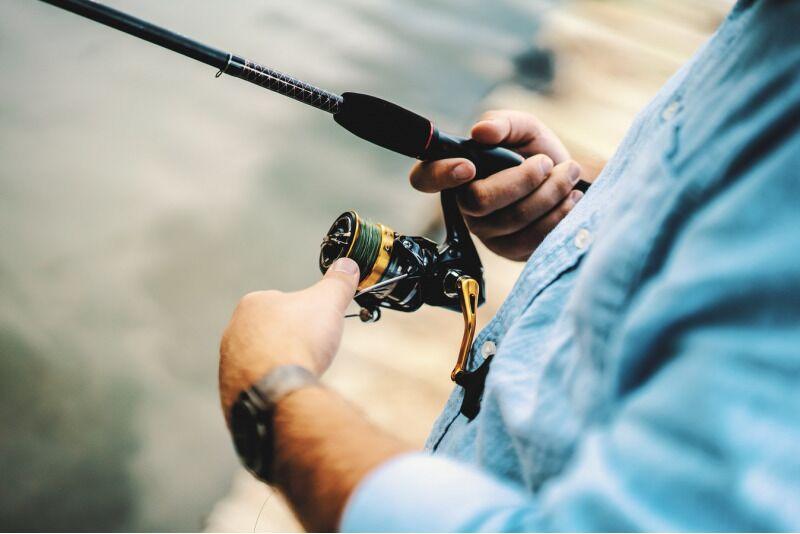Žvejyba šiltuoju sezonu metu Arvyduose