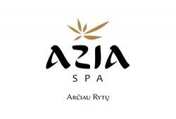 """Rytų masažo namų """"Azia Spa"""" dovanų čekis"""