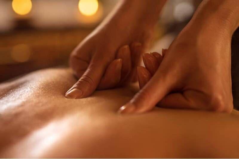 """Giliųjų audinių viso kūno masažas """"Harmony SPA"""" centre Telšiuose"""
