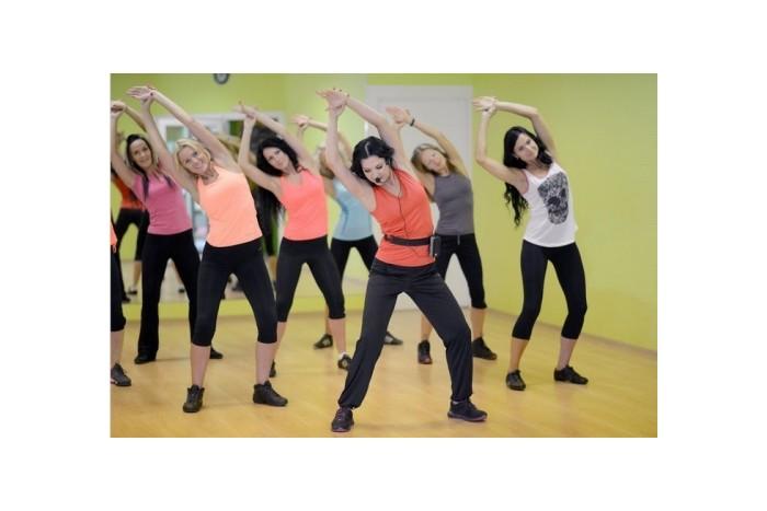 Aero - fitness treniruočių abonementas Alytuje
