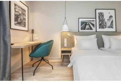 """Nakvynė su pusryčiais dviem viešbutyje """"Radisson hotel Kaunas"""""""