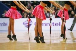 """Programa merginoms """"Tapk krepšinio šokėja"""" Alytuje"""