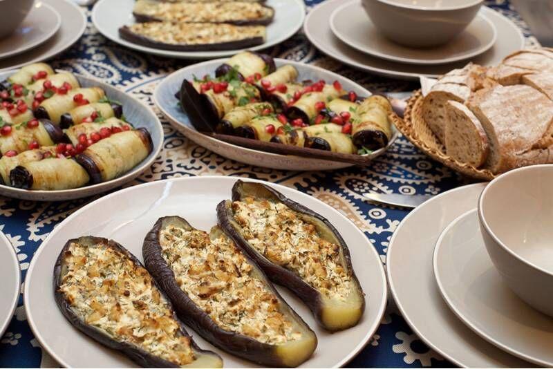 Gruzinų virtuvės degustacinė vakarienė Kaune