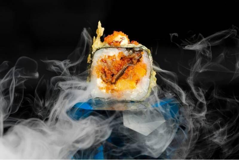 "Romantiška vakarienė restorane ""Lounge SUSHI SUSHI"" Kaune"