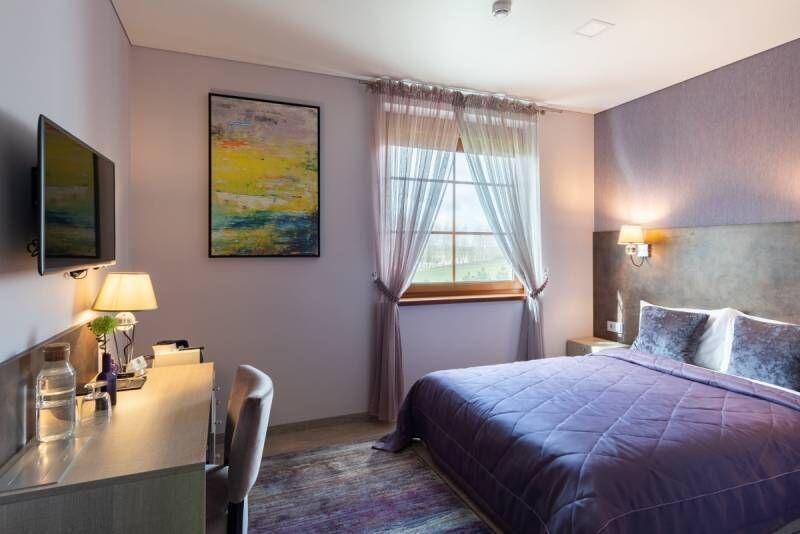 """Nakvynė dviem kambaryje """"Lavender"""" su SPA """"Lavender Inn Guest House"""""""