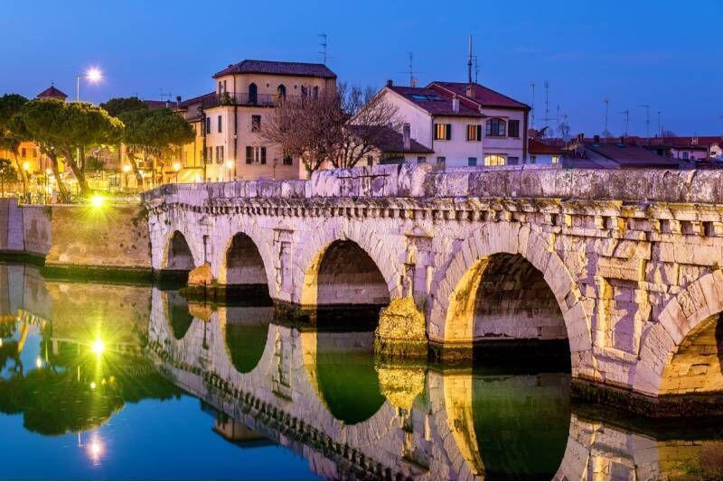 """8 dienų poilsinė kelionė į Riminį (Italija) su """"Interlux Travel"""""""