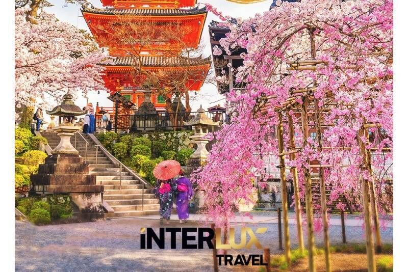 "Kelionė į Japoniją su ""Interlux Travel"""