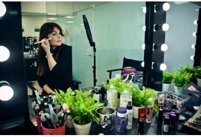 """Makiažo SAU kursai grožio studijoje """"Beauty Business"""" Klaipėdoje"""