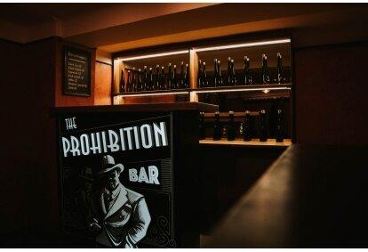 """Apsilankymas pabėgimo kambaryje """"Prohibition Bar"""" Vilniuje"""