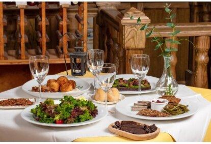 "Apsilankymas restorane ""Lokys"" Vilniuje"