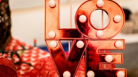 Dovanų idėjos Valentino dienai Jai