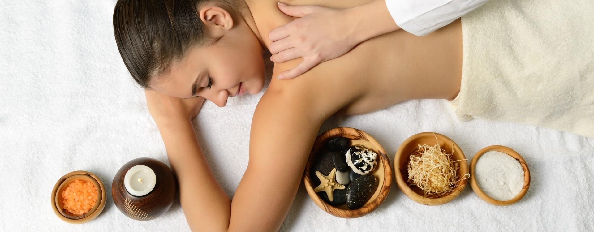 Ajurvedinis relaksacinis viso kūno masažas