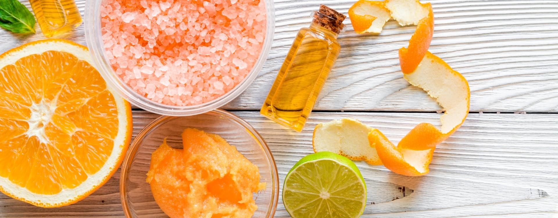 SPA ritualų su apelsinais nauda