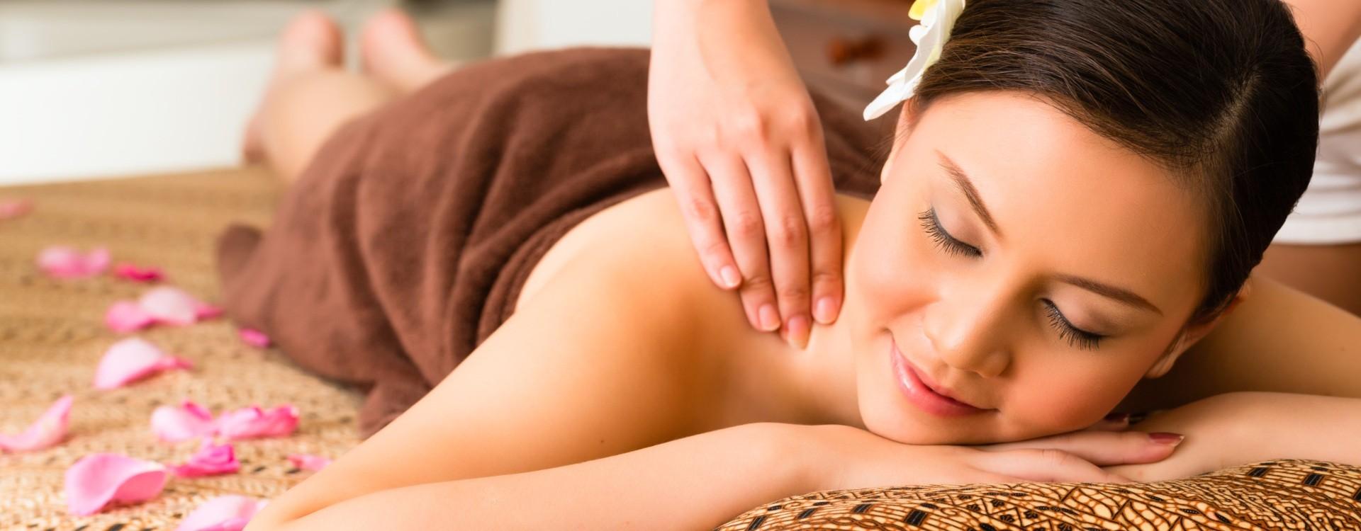 Tradicinis tailandietiškas kūno masažas